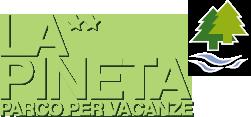 Logo Pineta Vacanze Camping Villaggio